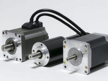 Electric,Motors,(ac,Servo,Motor,,Dc,Brush-less,Motor,,And,Stepping